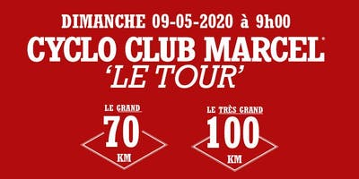 Cyclo Club Marcel Tour 2020