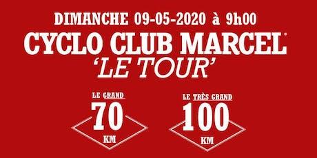 Cyclo Club Marcel Tour 2020 billets