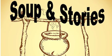 Soup & Stories - Chilling Tales tickets