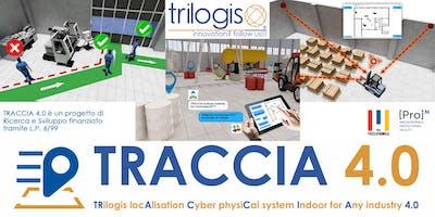 TRACCIA 4.0 - Nuove soluzioni per la localizzazione in ambito industriale