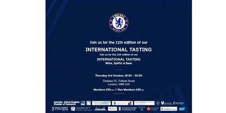 International Tasting 2019 - Wine Spirits & Beers -  (MexCC) tickets