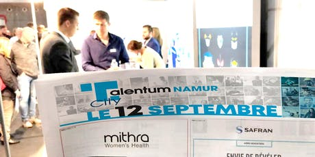 Talentum Namur billets