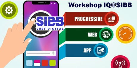 IQ@SIBB How to boost conversion and sales with E-commerce platforms? Tickets