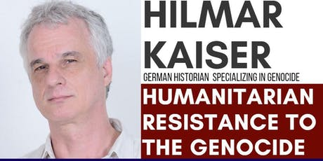 HUMANITARIAN RESISTANCE TO THE GENOCIDE tickets