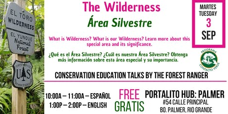 The Wilderness / Área Silvestre tickets