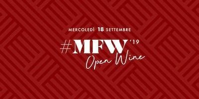 Milan Fashion Week - Open Wine