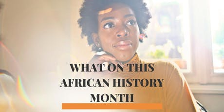 African History Month Event tickets