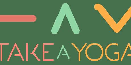 Take A Yoga Break billets
