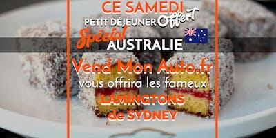 Samedi 24 AOUT -Spécial Australie