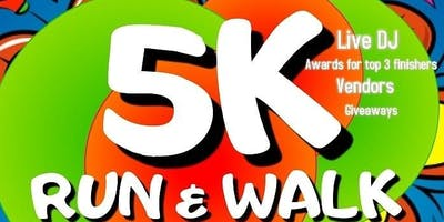4th Annual 5K Run & Walk For Cancer