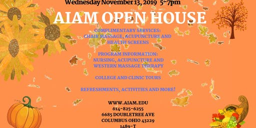 AIAM Open House