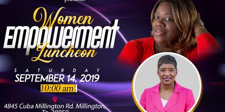 Thrive Into Your Purpose- Women Empowerment Luncheon tickets
