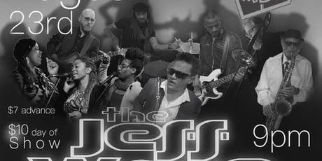 Jeff Ware Band and The Dopacetics tickets