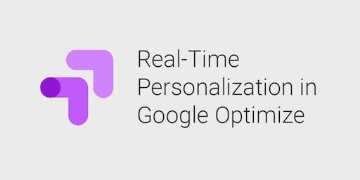 Google Optimize Training - 1 Day Intensive Course, Dublin