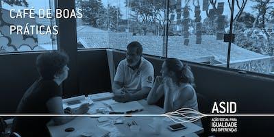 Café de Boas Práticas - Liderança transformadora!