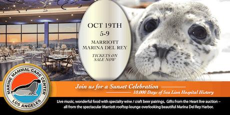 MMCC LA Sunset Celebration - 10,000 Days of Sea Lion Hospital History tickets