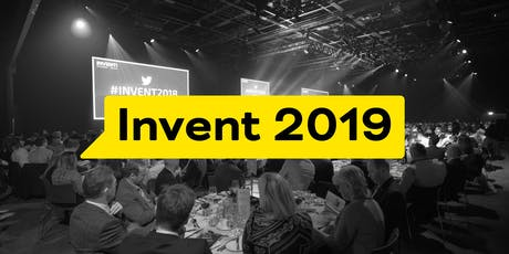 INVENT 2019 Awards Dinner tickets