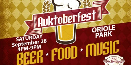Auktoberfest 2019 tickets