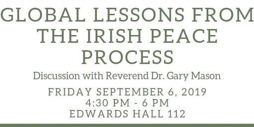 Global Lessons from the Irish Peace Process