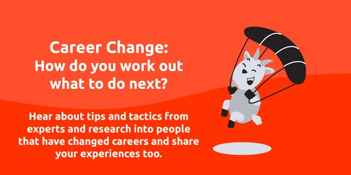 Onto Something New Career Change Workshop