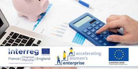Accelerating Women's Enterprise - Managing your Money & Risks - Pool tickets