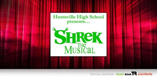 Huntsville Theater - Shrek the Musical 10.25
