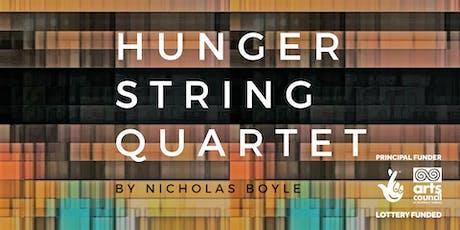 Hunger String Quartet tickets