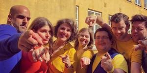HOOPLA: Yes Land Improv Jam, Gämez & The Staccatos.
