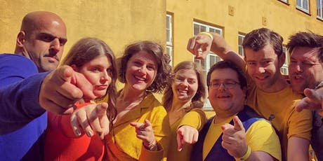 HOOPLA: Yes Land Improv Jam, Gämez & The Staccatos.   tickets