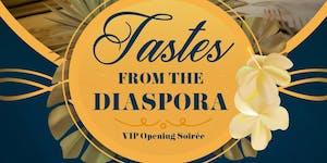 The Spread: Tastes of the Diaspora Reception