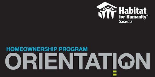 Learn about the Habitat Homeownership Program