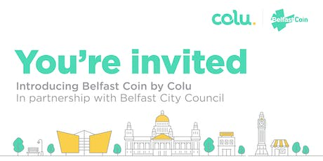Introducing Belfast Coin tickets