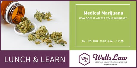 HR LUNCH & LEARN: Medical Marijuana 101 for Employers tickets
