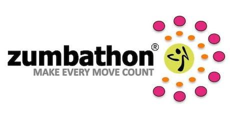 #NickySTRONG ZUMBATHON®  tickets