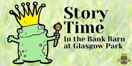 Story Time In The Bank Barn tickets