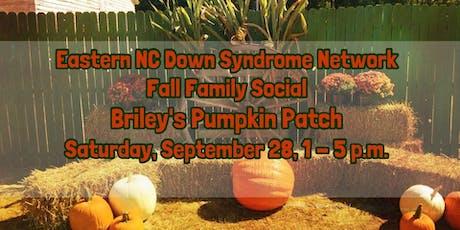 Fall Family Social tickets