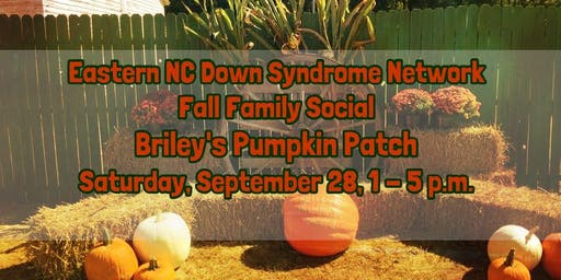 ENC Down Syndrome Network Fall Family Social