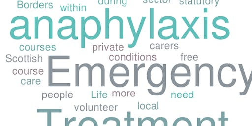 Immediate Management of Anaphylaxis