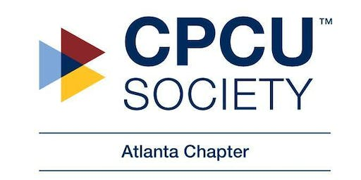 Atlanta CPCU and RIMS Business Luncheon 11-13-2019, 11:30 a.m. to 1:00 p.m.
