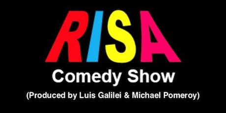 RISA Comedy Show tickets
