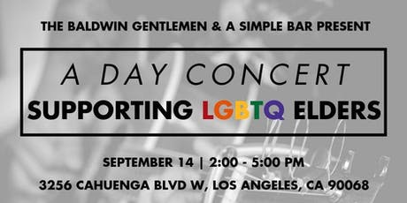 A Day Concert Supporting LGBTQ Elders tickets