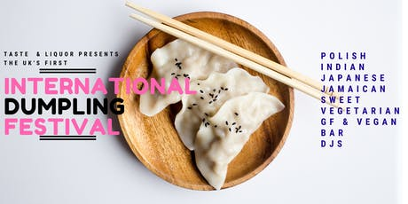 International Dumpling Festival tickets