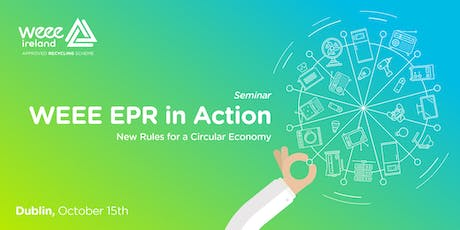 WEEE EPR In Action: New Rules for a Circular Economy tickets