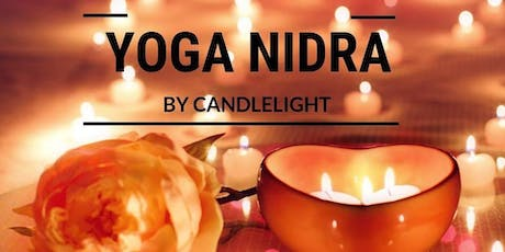 Yoga Nidra by Candlelight with Stephan tickets