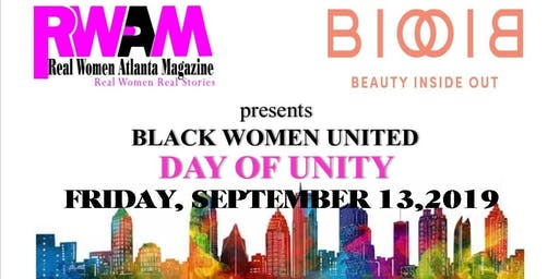 Black Women United Day of Unity