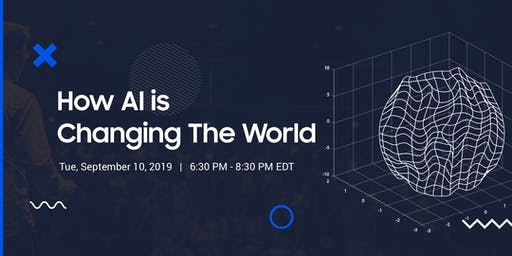How AI is Changing the World - New York