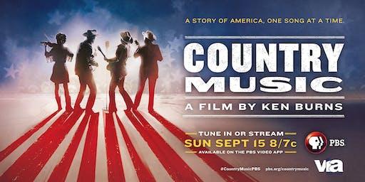 Ken Burns' Country Music Preview – Scranton