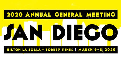 Amnesty International USA's 2020 Annual General Meeting tickets