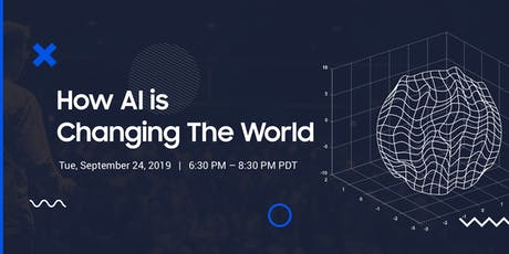 How AI is Changing the World - San Francisco tickets