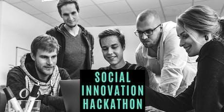 Social Innovation Hackathon Tickets